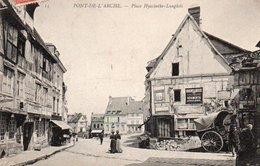 95Mé  27 Pont De L'Arche Place Hyacinte Langlois - Pont-de-l'Arche