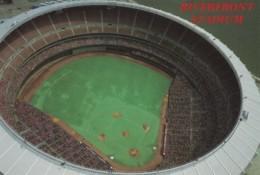 Riverfront Stadium, Cincinnati Ohio, Reds And Bengals Stadium, C1980s Vintage Postcard - Stadi