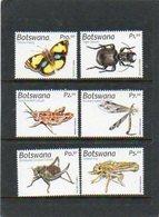 2019 BOTSWANA - Butterfly, Insects - Farfalle