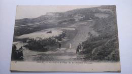 Carte Postale ( S1 ) Ancienne De Anglet , Le Golf A La Plage - Anglet