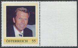 ÖSTERREICH / 8026061 / 40. Geburtstag Alexander Blecha / Postfrisch / ** / MNH - Personalisierte Briefmarken