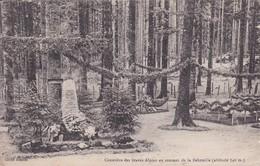 [88] Vosges >Saint Dié Mandray Cimetières Des Chasseurs Alpins - Saint Die