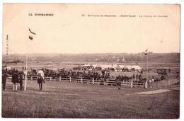 4471 - Environs De Granville ( 50 ) - Donville - Le Champ De Courses - La C.P.A. à Paris - N°37 - - Granville