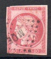 COLONIES GENERALES - YT N° 21 - Cote: 170,00 € - Cérès