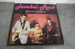 Disque 25 Cm De Jezebel-rock - Routes Of Rock - Big Beat Records FP 3  BB 801 - 1980 - Formats Spéciaux