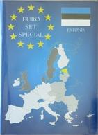 0499 - SERIE EUROS ESTONIE - 2011 - 1 Cent à 2 Euros - Estonie