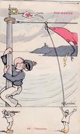 H. GERVESE-NOS MARINS-n°45-Timonier    96 - Gervese, H.