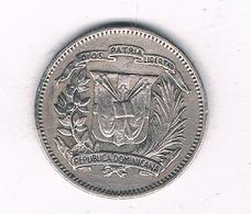 10 CENTAVOS 1973 DOMINICAANSE REPUBLIEK /3987/ - Dominicaine