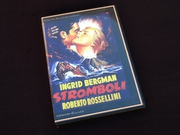 DVD  Stromboli   Ingrid Bergman  Roberto  Rossellini  Collection Ciné-Club - DVDs
