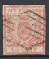 Parma 1857 Sass.9 O/Used VF/F - Parma