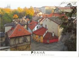 PRAHA  - NOVYSVETAHRADCANY (REPUBBLICA CECA) - Repubblica Ceca