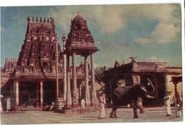 MADRAS - VARATHARAJA PERUMAL TOWER  (INDIA) - India