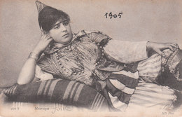 CPA ALGERIE: MAURESQUE - Algerije