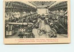LE CREUSOT Usine Schneider  Atelier D'artillerie Les Canons  FRCR91391 - Le Creusot