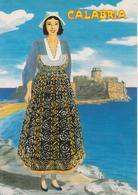 COSTUMI REGIONALI D'ITALIA - CALABRIA - Costumes