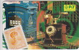 LUXEMBOURG - TELEPHONE - STAMP - Luxembourg