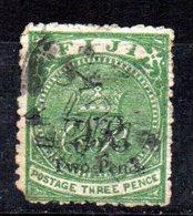 Sello Nº 18 Or 22  Fiji - Fiji (...-1970)