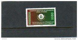 2009 NIGERIA - Legal Studies - Nigeria (1961-...)