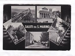 CPSM : 15 X 10,5  -  SALUTI  DA  S. MARINO - Saint-Marin
