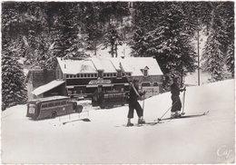 63. Gf. Sports D'hiver Au MONT-DORE-SANCY. Le Chalet Refuge En Hiver. 210 - Le Mont Dore