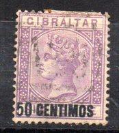 Sello Nº 20  Gibraltar - Gibraltar