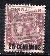 Sello Nº 17  Gibraltar - Gibraltar