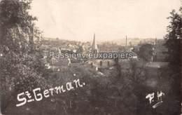 CARTE PHOTO CHATEL SAINT GERMAIN  (Feldpost ?) - France