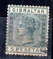 Sello Nº 29  Gibraltar - Gibraltar