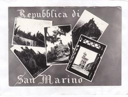 CPSM : 15 X 10,5  -  Repubblica Di  San  Marino - San Marino