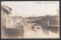 Italia  -  BOLOGNA, Lungo Il Navile, La Boa.  -  Foto Cartolina. - Bologna