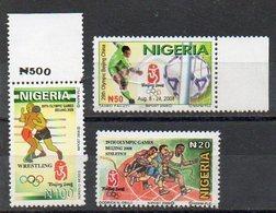 2008 NIGERIA - Olympiad, Football - Nigeria (1961-...)
