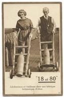 18 Et 80 Adolescence Et Vieillesse Dans Une Fabrique Britannique D'Obus... - Patriotiques