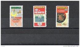 2009 NIGERIA - Tax - Nigeria (1961-...)