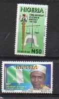 2009 NIGERIA - Democracy - Nigeria (1961-...)