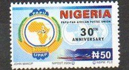 2009 NIGERIA - Papu - Nigeria (1961-...)