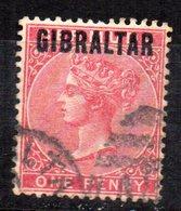 Sello Nº 2 Gibraltar - Gibraltar