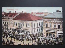 AK BEKESCSABA Platz 1915  // D*38276 - Ungarn