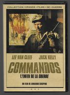 Commandos  Dvd  Lee Van Cleef - Action, Aventure