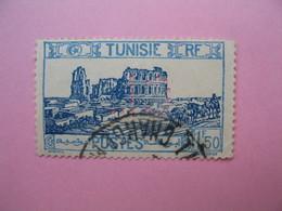 Perforé  Perfin   Tunisie ,   Perforation :   CL 6    à Voir - Tunesien (1888-1955)