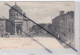 Italie ; Bergamo - Chiesa Di S. Maria Delle Grazie (carte Précurseur De 1901) - Bergamo