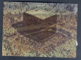K1185- POSTCARD VINTAGE SAUDI ARABIA 3D MAKKAH KABA KAABA - Saudi Arabia