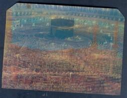 K1190- POSTCARD VINTAGE SAUDI ARABIA 3D MAKKAH KABA KAABA - Saudi Arabia