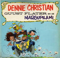 * LP * DENNIE CHRISTIAN - GUUST FLATER EN DE MARSUPILAMI (Holland 1978 EX-) - Vinyles
