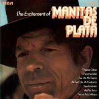 * LP *  THE EXCITEMENT OF MANITAS DE PLATA (England 1973 EX) - Wereldmuziek