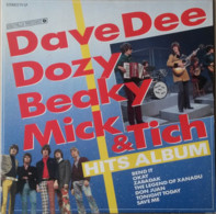 * LP *  DAVE DEE, DOZY, BEAKY, MICK & TICH - HIT ALBUM (Holland 1987) - Disco, Pop
