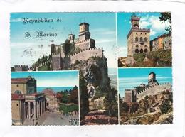 CPSM : 15 X 10,5  - Repubblica  Di  S.  Marino - San Marino