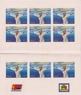 K1198- Nicaragua 1997 Violetta Barrios De Chamorro - Self-adhesive Stamp. - Nicaragua