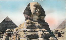 R017124 Cairo. The Sphinx. J. Karakashian - Cartes Postales