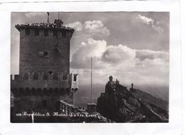 CPSM : 15 X 10,5  - 109 - Repubblica    S.  Marino.  Le Tre  Torri - San Marino