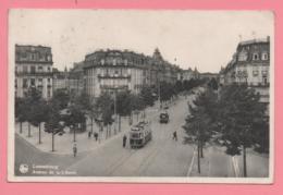 Luxembourg - Avenue De La Libertè. - Cartoline